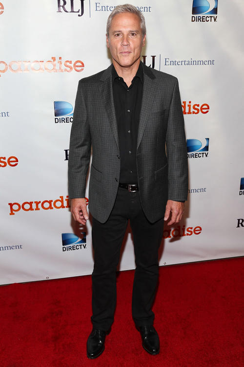 Phil Austin at the California premiere of