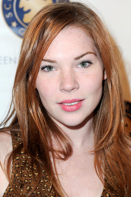 Courtney Halverson at the Screen Actors Guild & SAGIndie Breakthrough Filmmakers party during the AFI FEST 2010 in California.