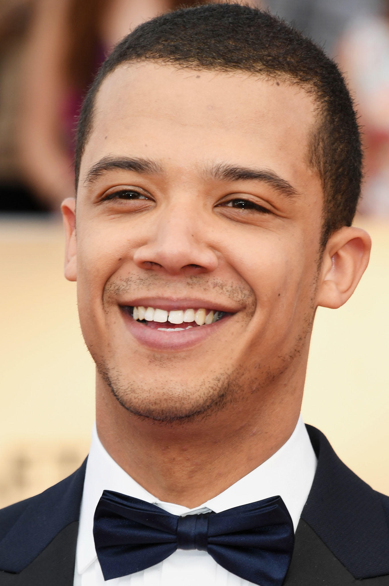 Jacob Anderson at the 23rd Annual Screen Actors Guild Awards in Los Angeles.