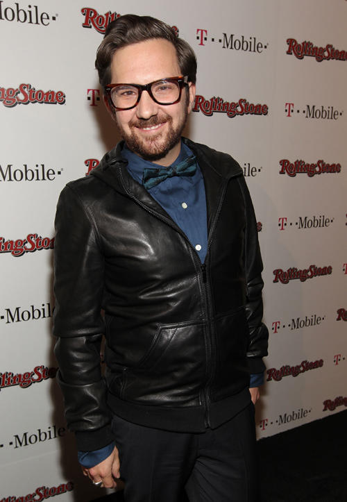 John Morris at the Peter Travers and Editors of Rolling Stone Host Awards Weekend Bash in California.