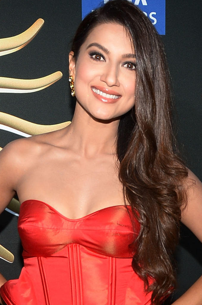 Gauhar Khan at the IIFA Awards in Tampa, FL.