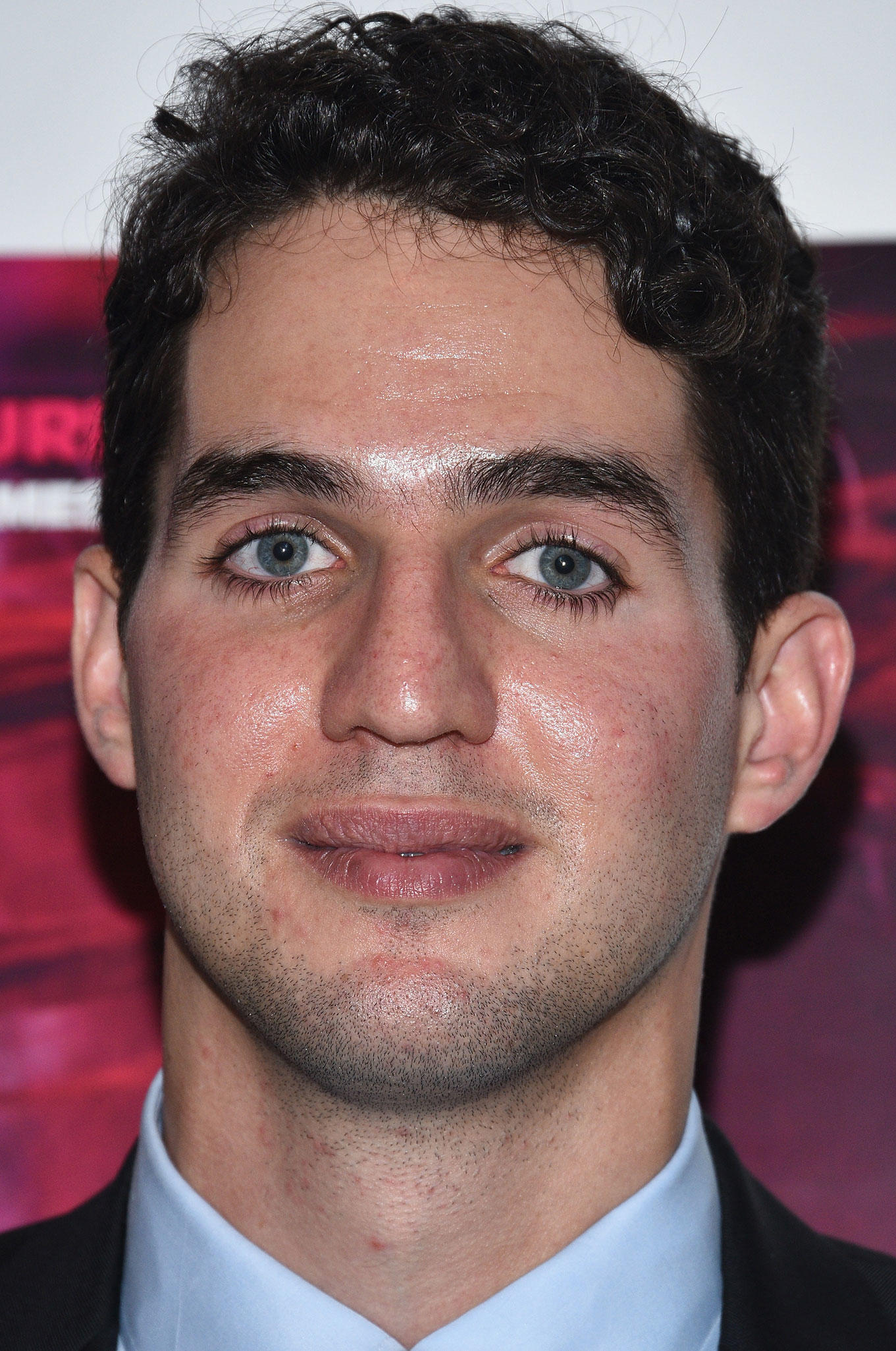 Ben Safdie at the NY premiere on