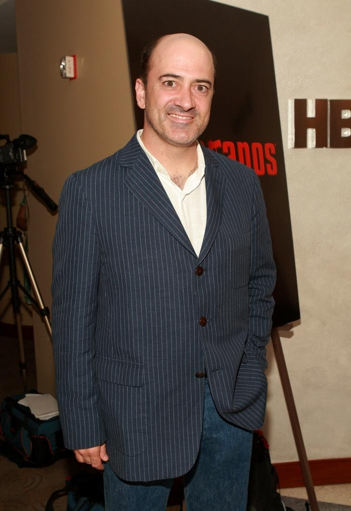 Matt Servitto at the HBO screening of