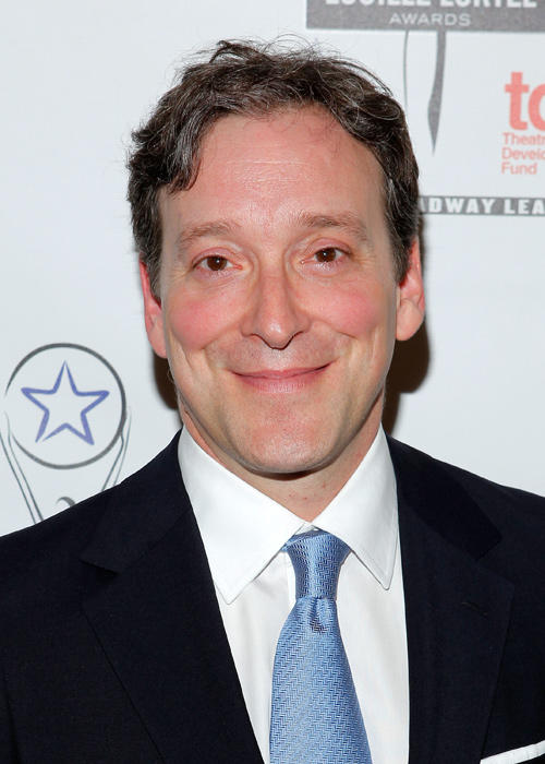 Jeremy Shamos at the 27th Annual Lucille Lortel Awards.