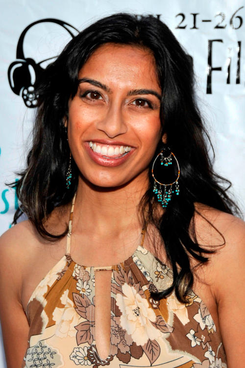 Rasika Mathur at the 7th Annual Indian Film Festival in California.