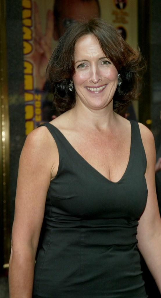 Fiona Shaw at the 57th Annual Tony Awards.