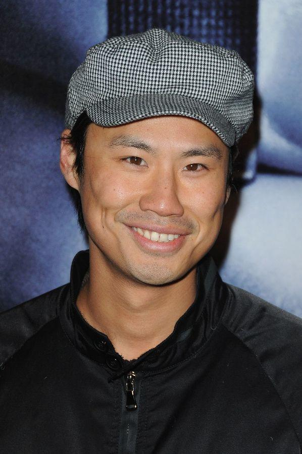 Frederic Chau at the Paris premiere of