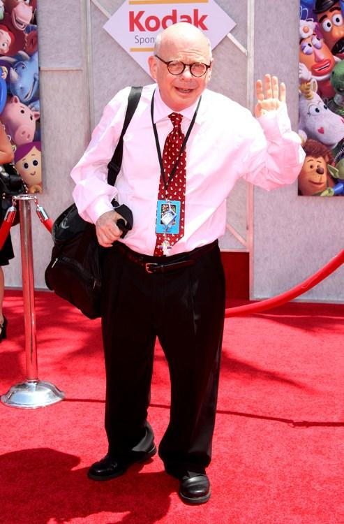 Wallace Shawn at the California premiere of
