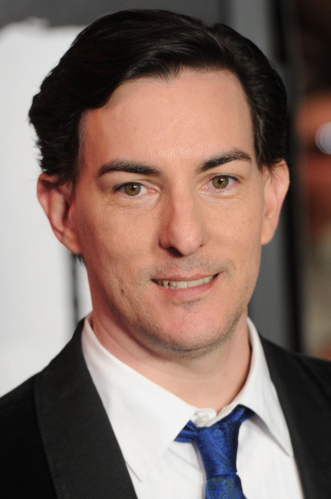 Eric Heisserer at the premiere of