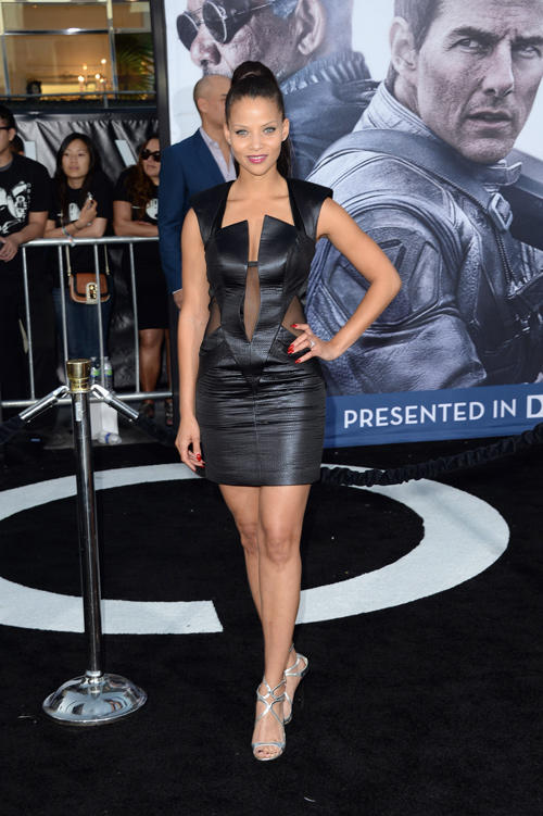 Denise Vasi at the California premiere of