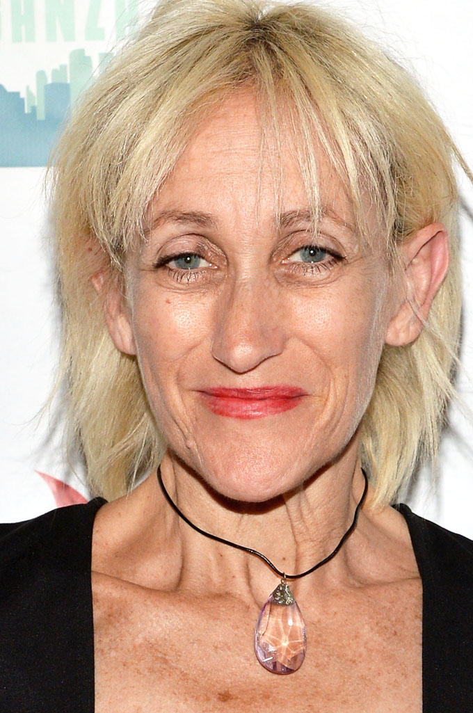 Constance Shulman at the Empire State TV Extravaganza in New York City.