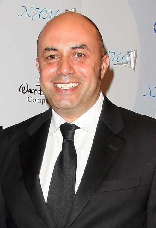 Herbert Siguenza at the 11th Annual Impact Awards Gala.