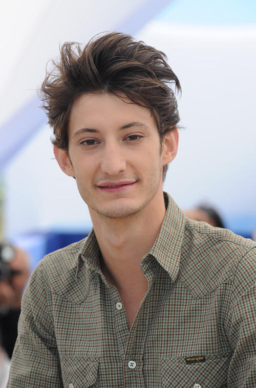 Pierre Niney at the photocall of