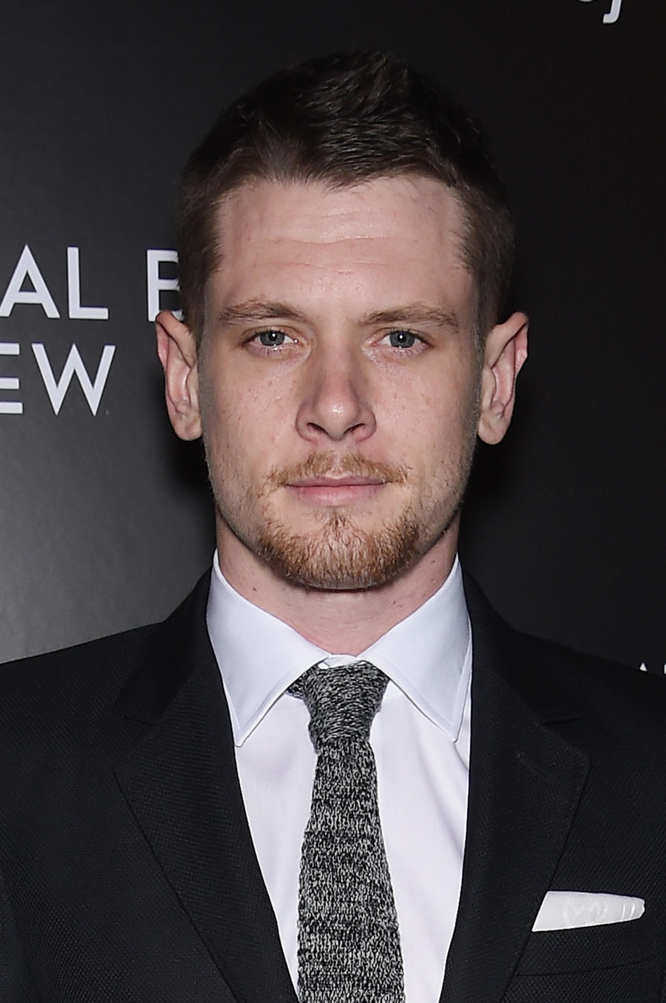 Jack O'Connell at the 2014 National Board Of Review Gala.