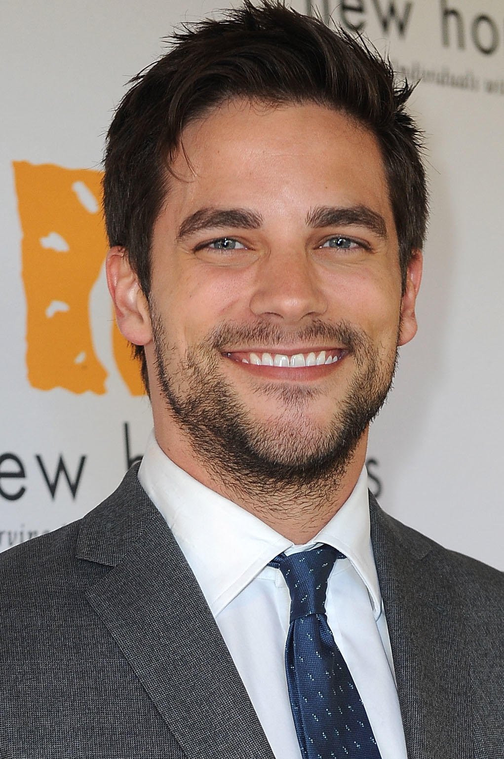 Brant Daugherty at New Horizons