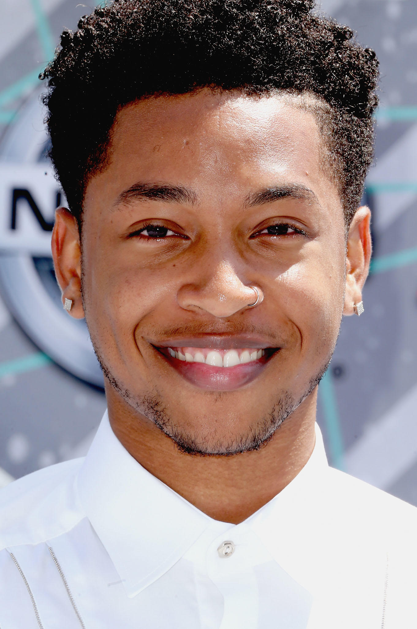 Jacob Latimore at the 2016 BET Awards in Los Angeles.
