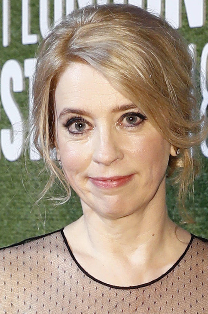 Carol Morley at the European premiere of