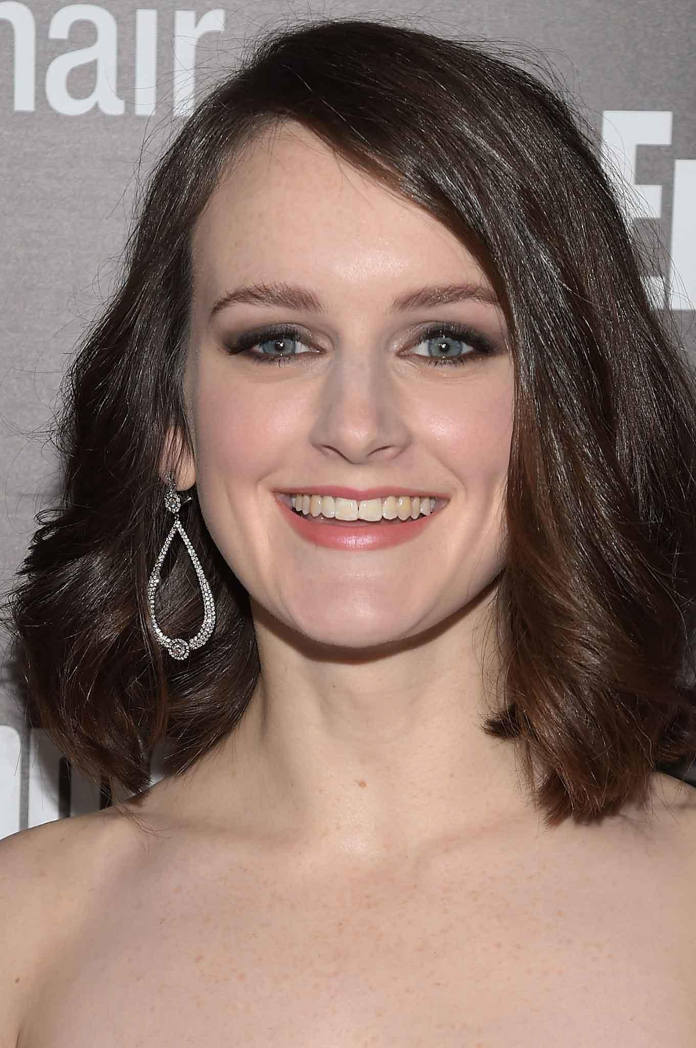 Sophie McShera at Entertainment Weekly's celebration honoring the 2015 SAG Awards nominees.