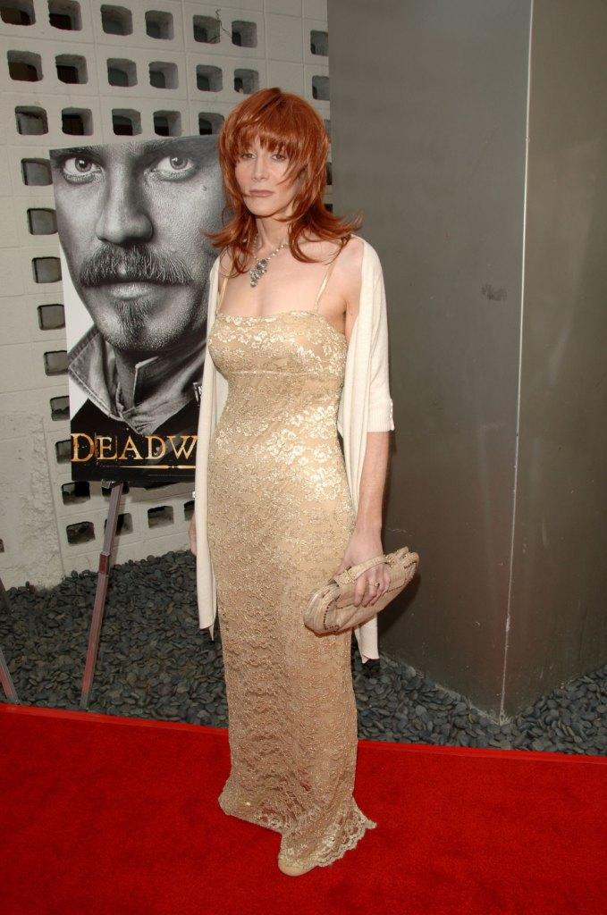 Laura Albert at the premiere of