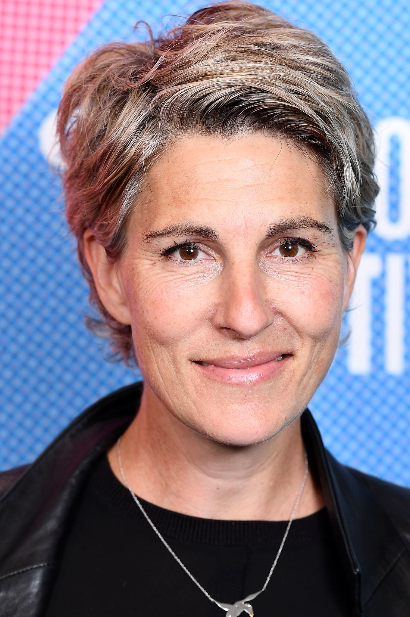Tamsin Greig at the UK premiere of