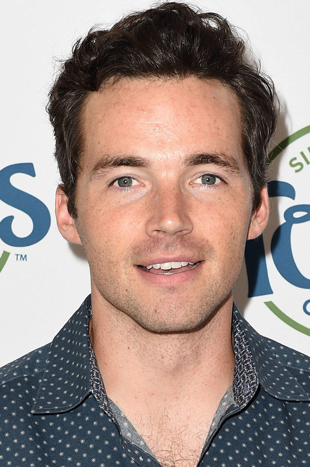 Ian Harding at the Tom's of Maine Luminous White toothpaste launch in Beverly Hills, California.
