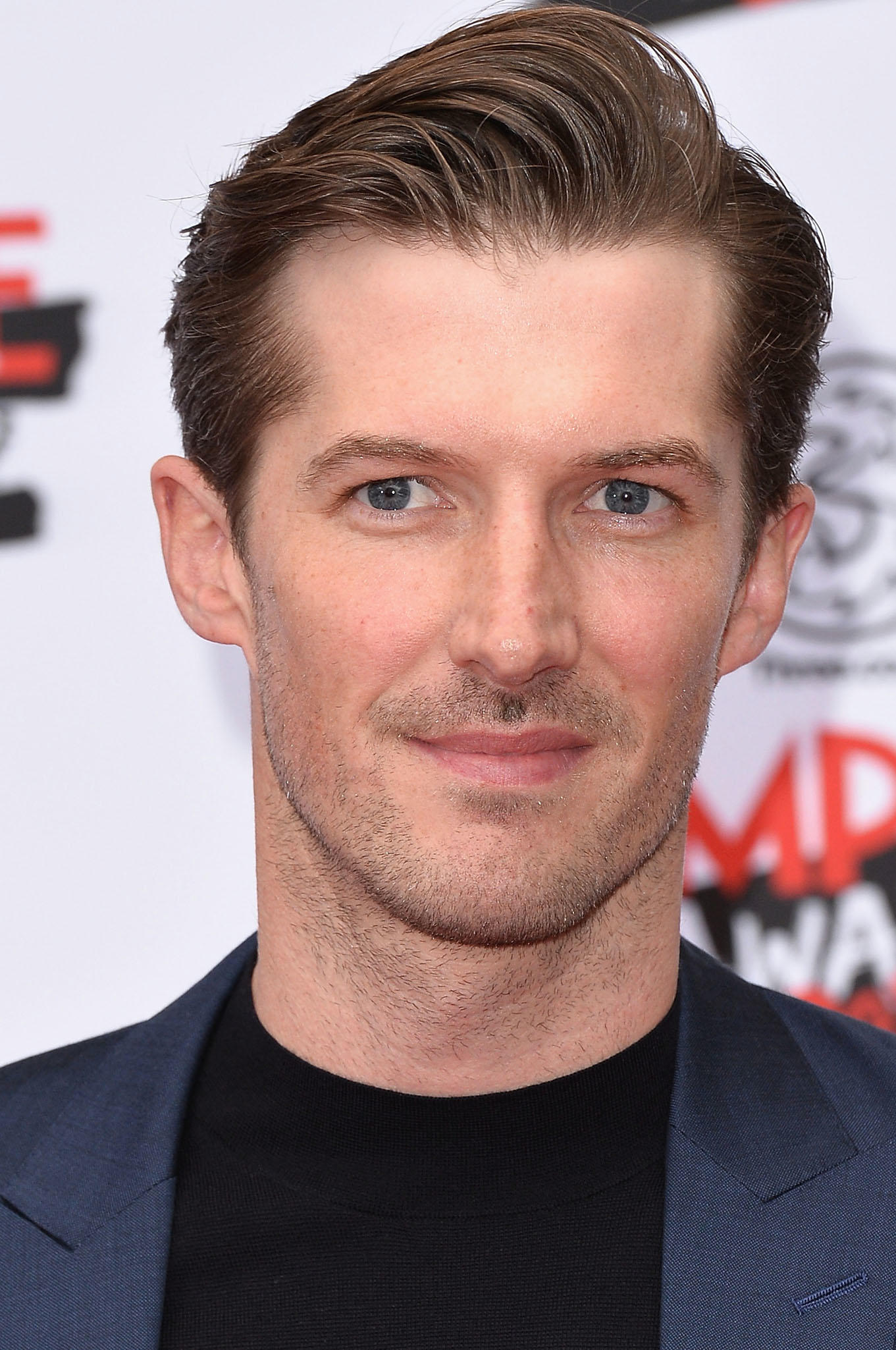 Gwilym Lee at the THREE Empire awards in London.