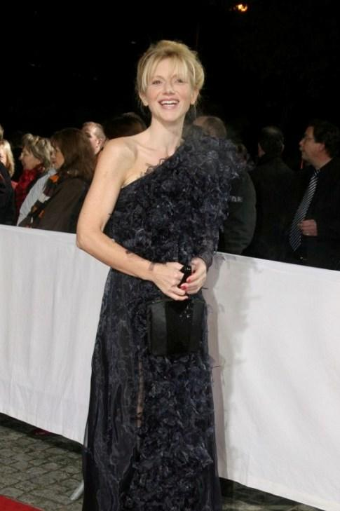 Johanna ter Steege at the European Film Awards 2005.