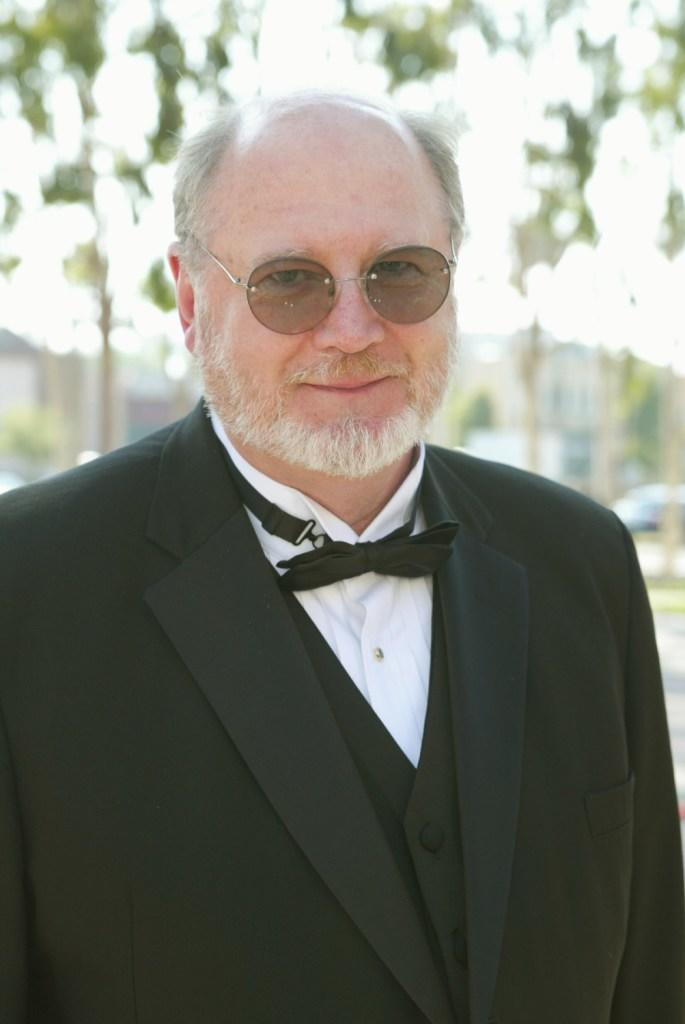 David Ogden Stiers at the Academy of Television Arts & Sciences 54th Annual Los Angeles Area Emmy Awards.