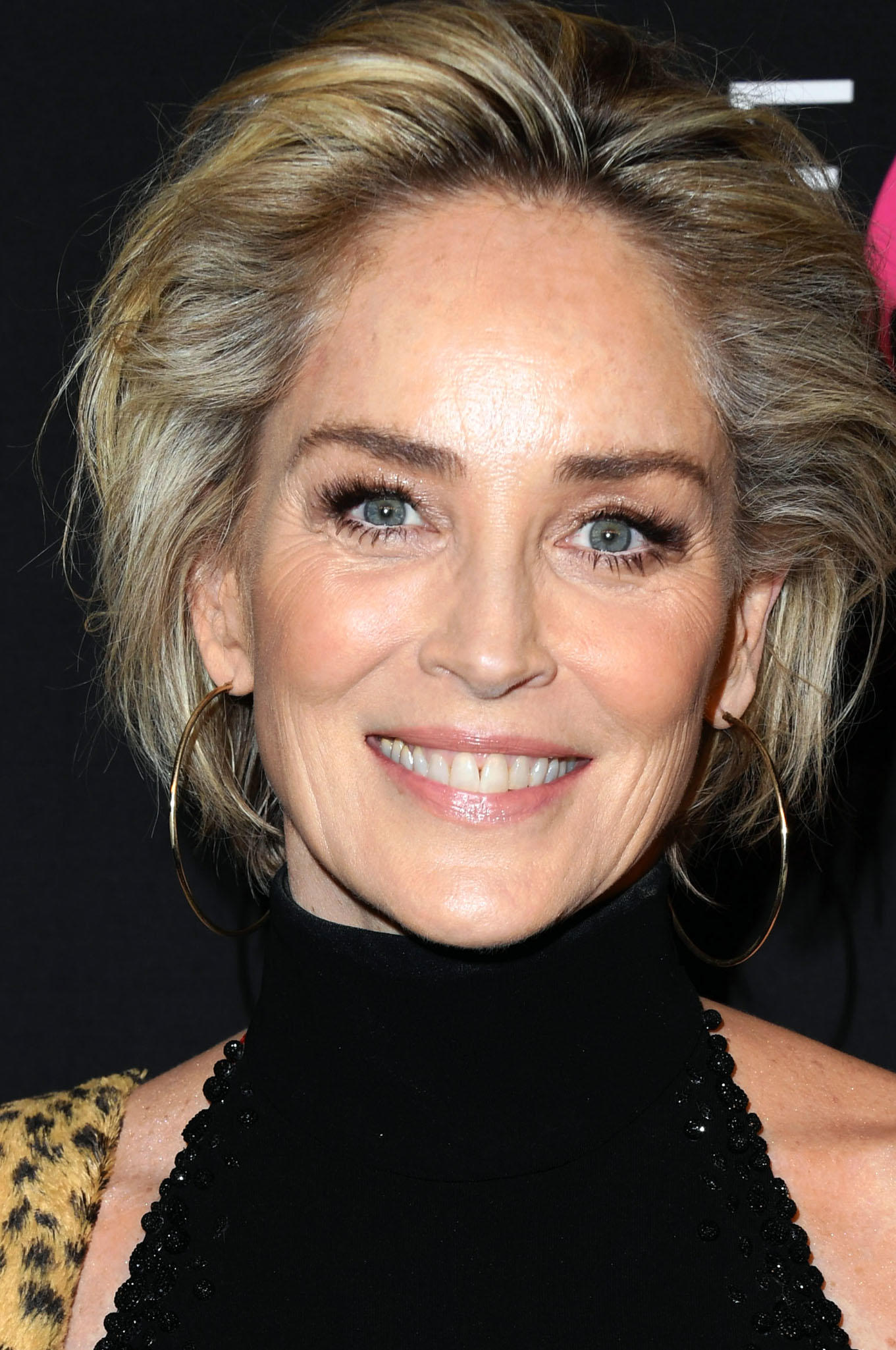 Sharon Stone at The Women's Cancer Research Fund's An Unforgettable Evening gala in Beverly HIlls, California.