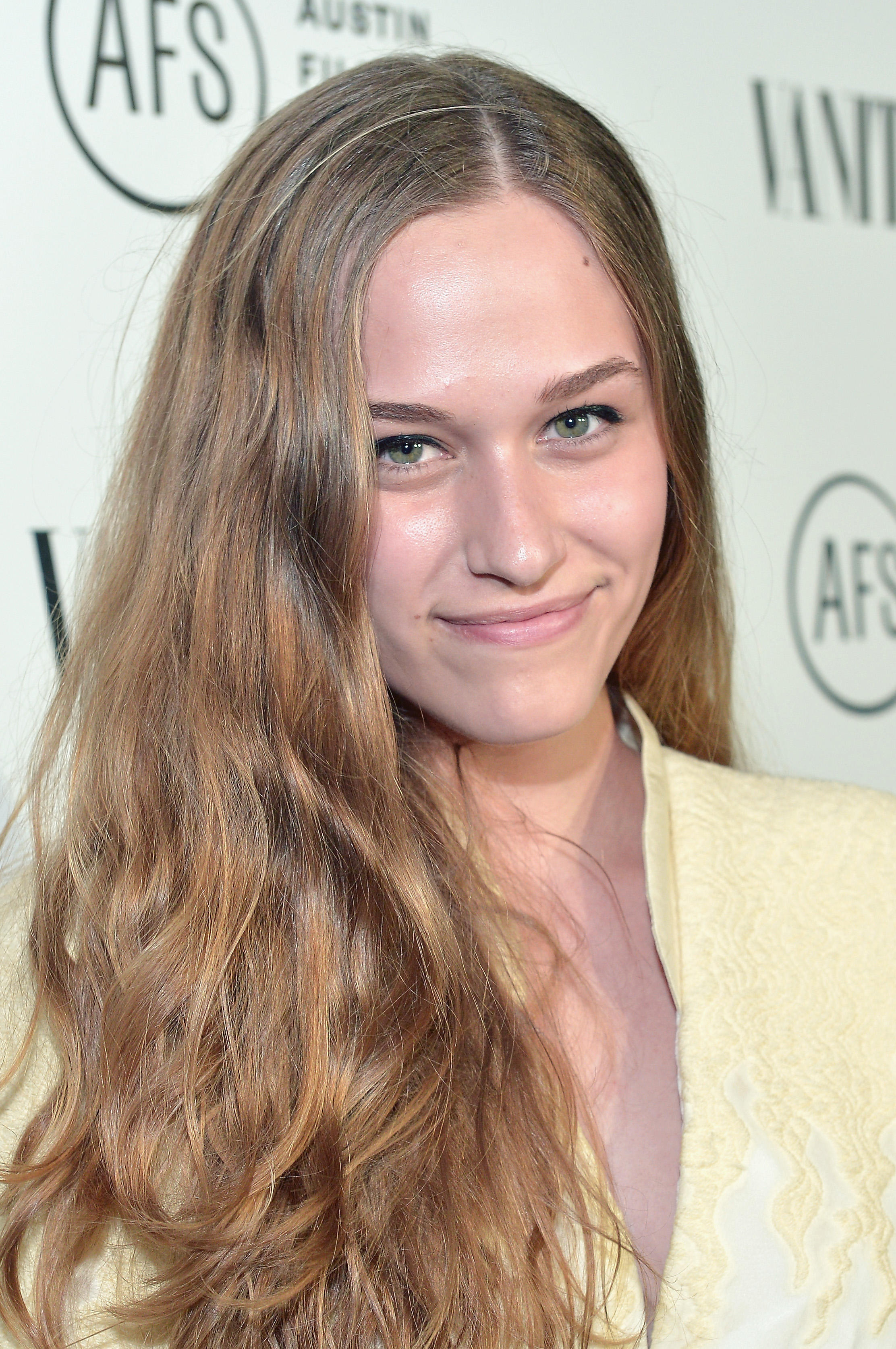 Zoe Graham at the VANITY FAIR and Chrysler Celebration of Richard Linklater and the cast of 'Boyhood' at Cecconi's.