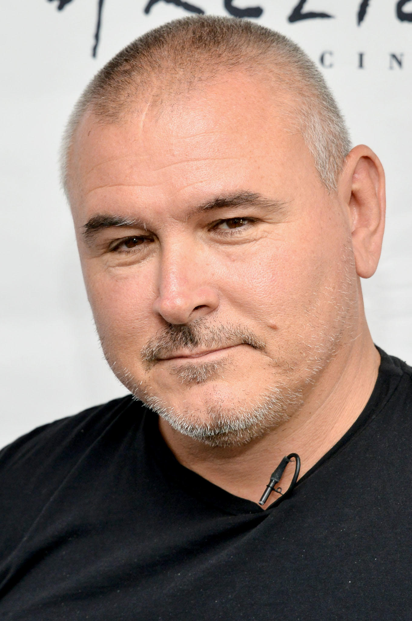 Tim Miller during the 2016 Los Angeles Film Festival.