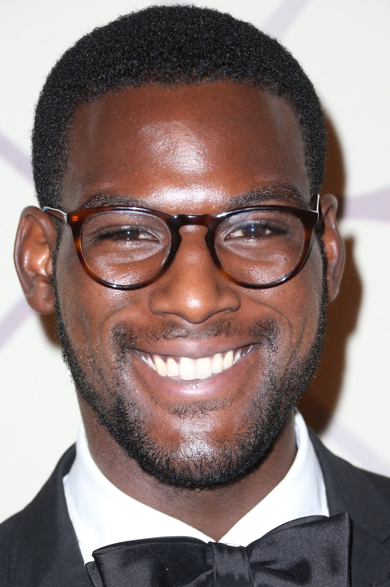 Kofi Siriboe at the 67th Primetime Emmy Awards Fox after party in Los Angeles.