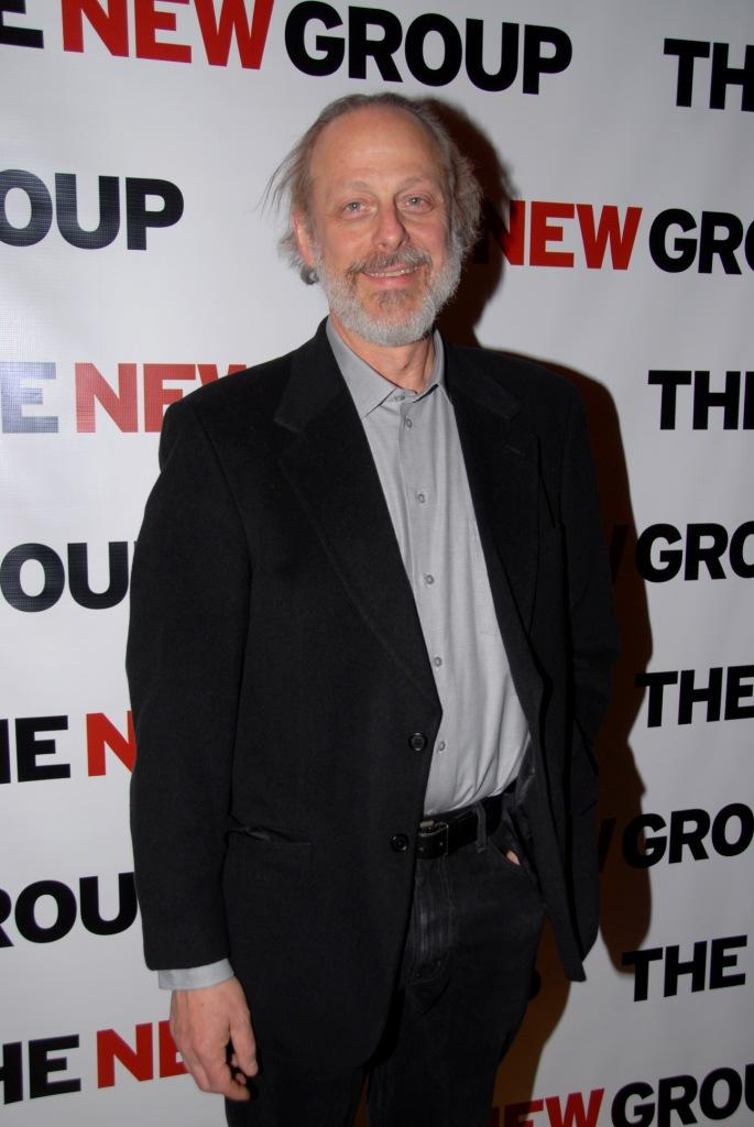 Mark Blum at the opening night party of