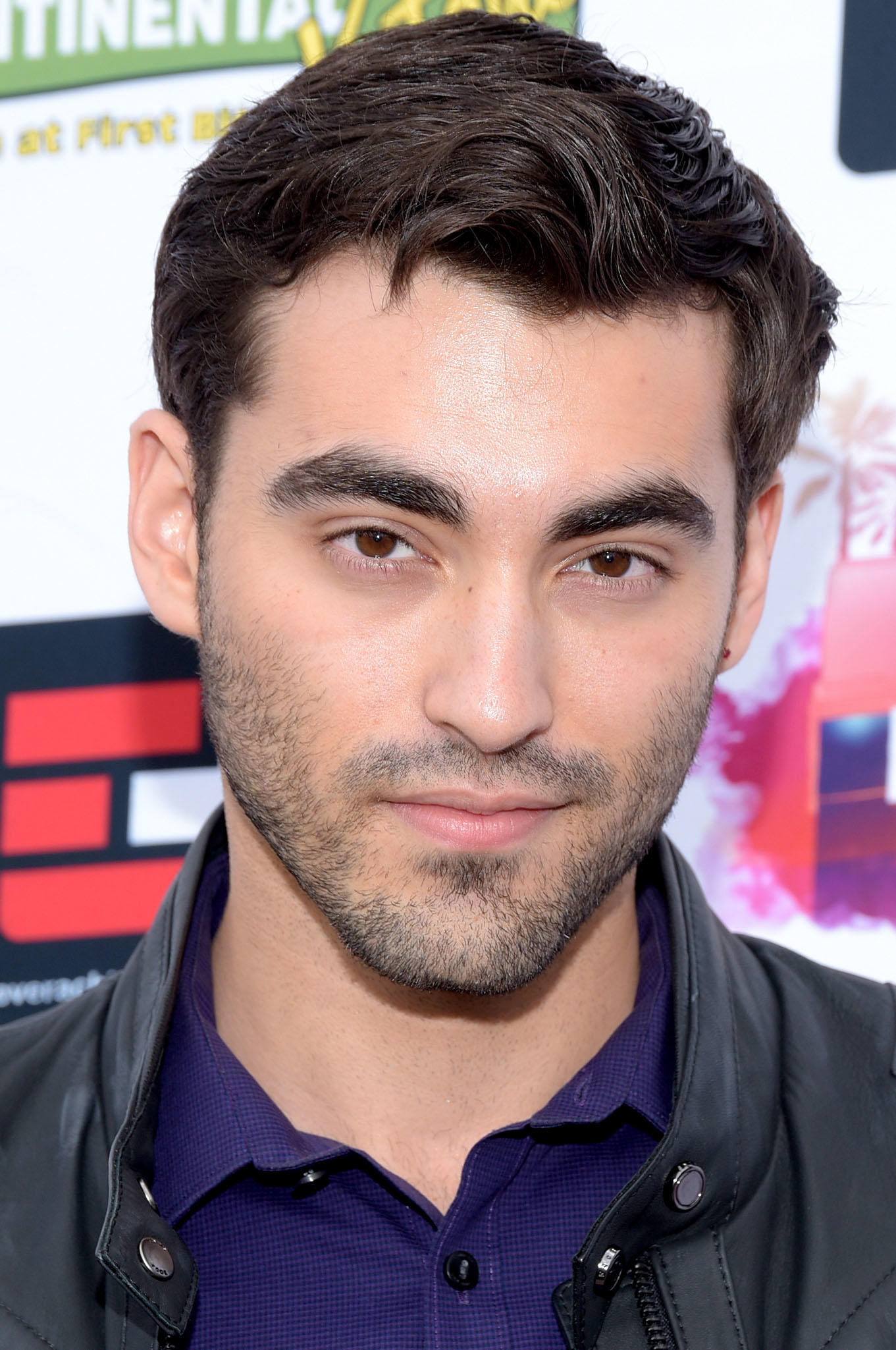 Blake Michael at the premiere of
