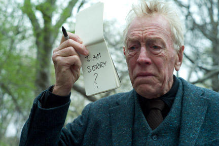 Max Von Sydow as Thomas Schell Sr. in ``Extremely Loud & Incredibly Close.''
