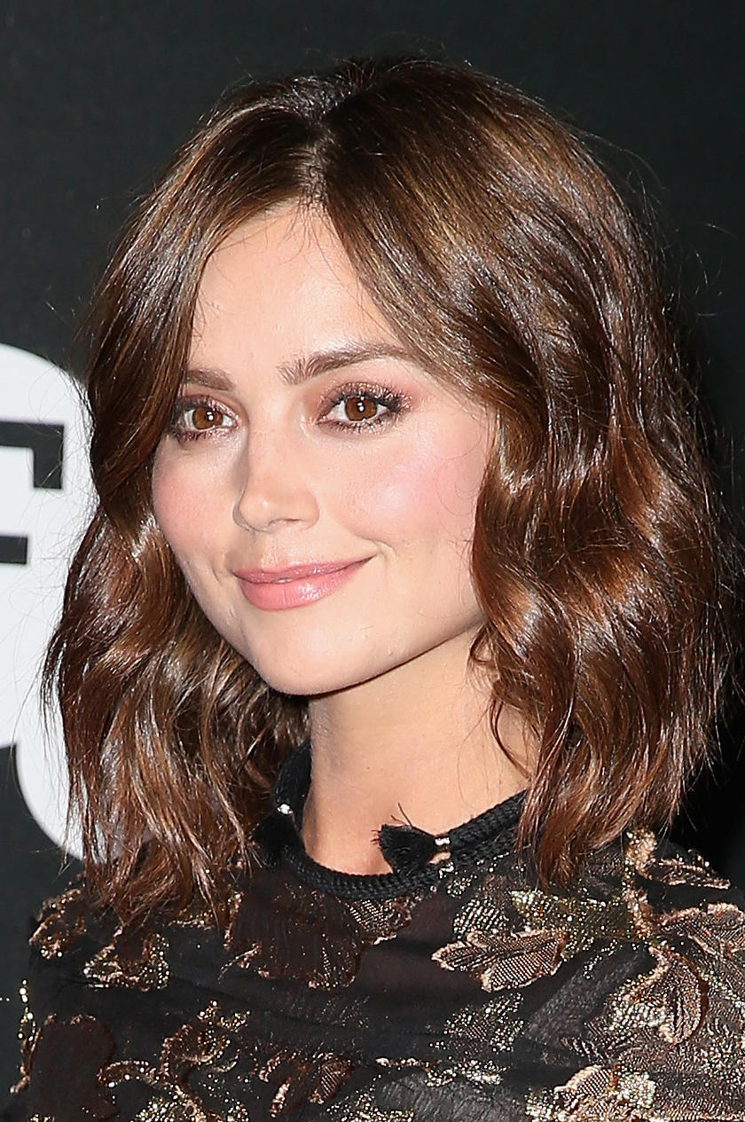 Jenna Coleman at the BFI Luminous Funraising Gala.