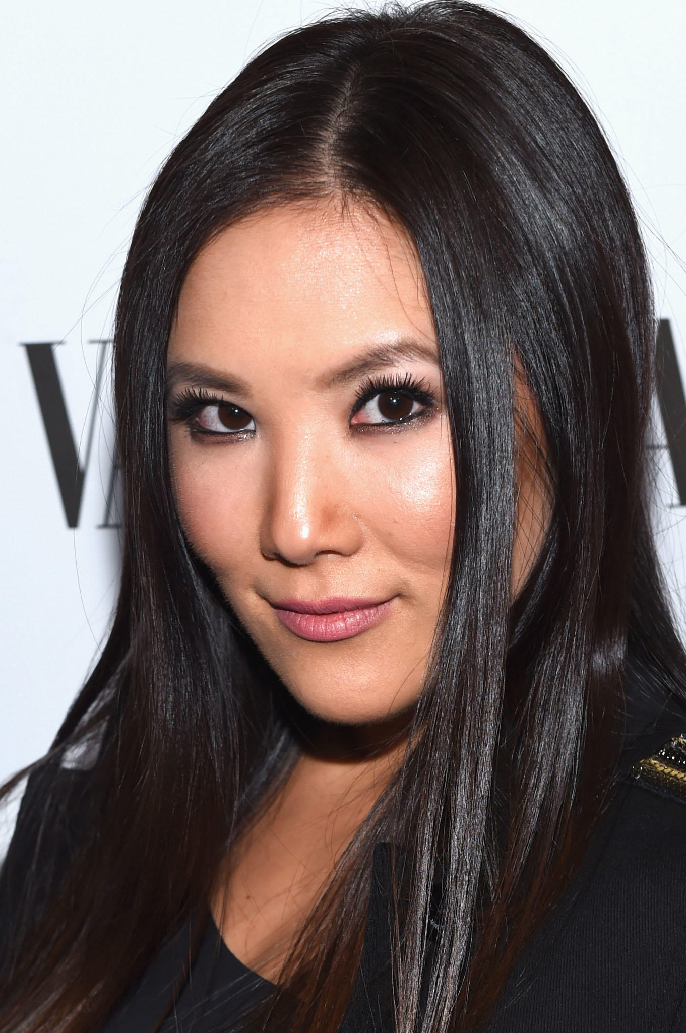 Ally Maki at Vanity Fair and L'Oreal Paris Toast to Young Hollywood in West Hollywood, CA