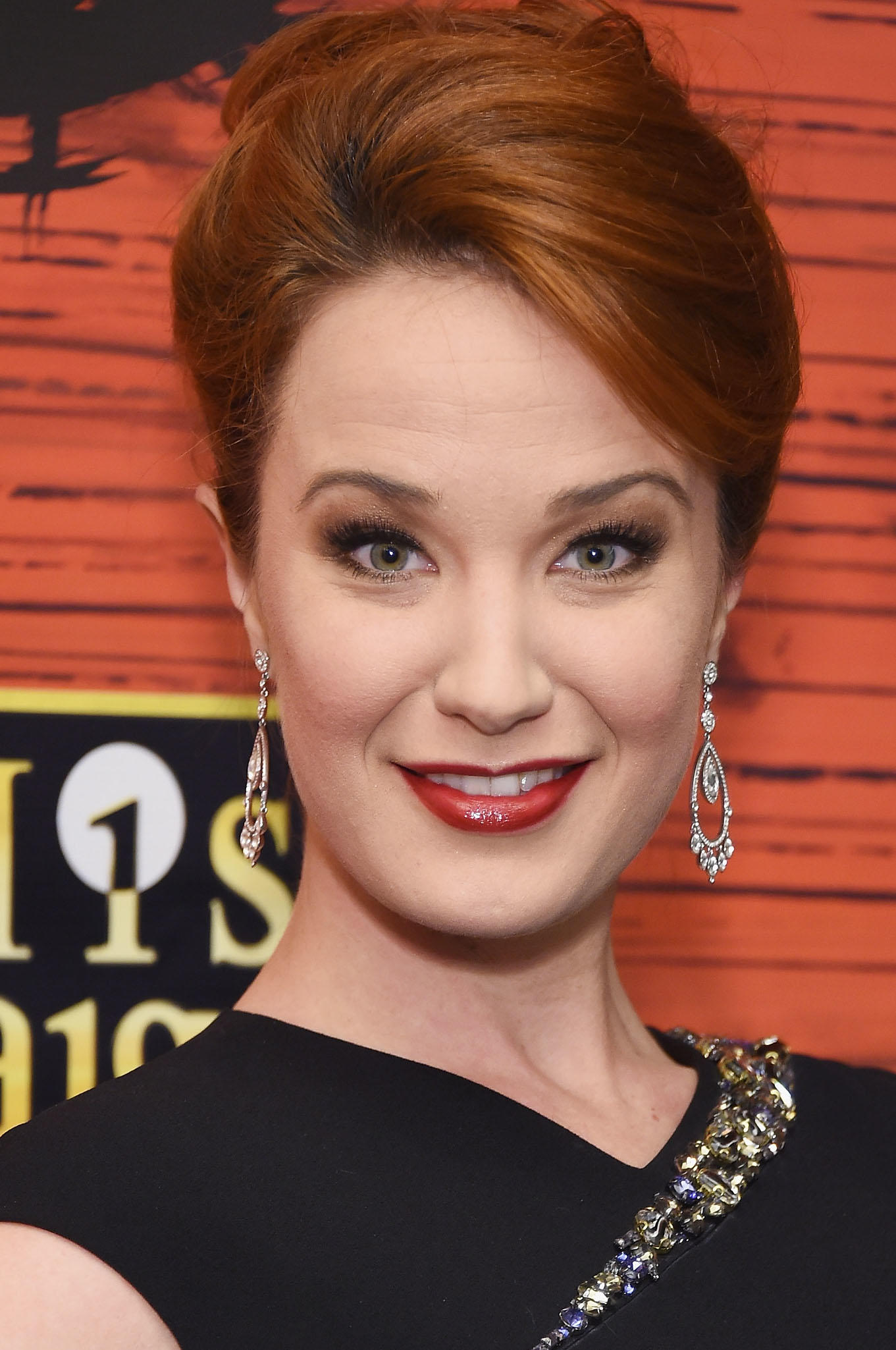Sierra Boggess at the opening night of