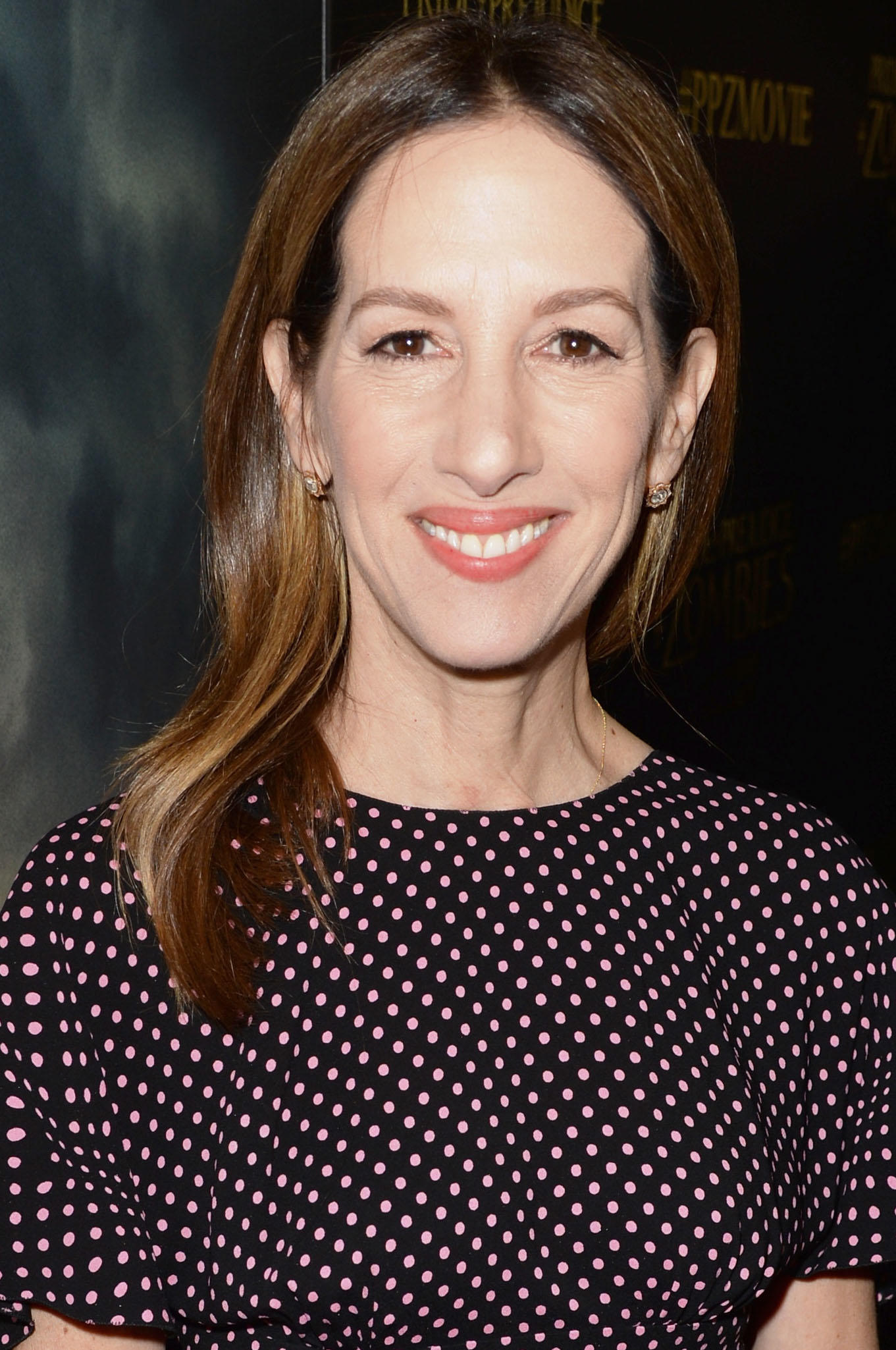 Allison Shearmur at the premiere of
