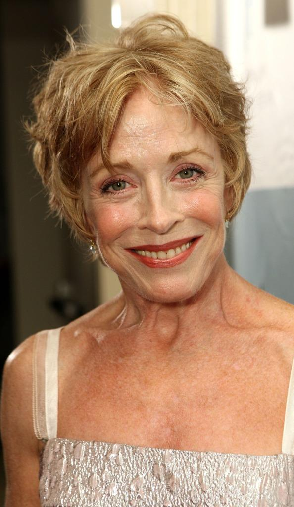 Holland Taylor at the Platinum Guild International USA party.