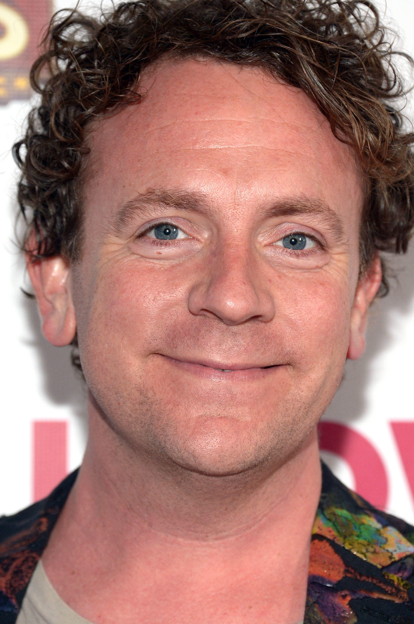 Drew Droege at the opening night of