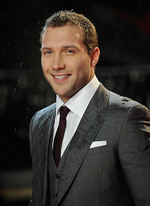 Jai Courtney at the UK premiere of