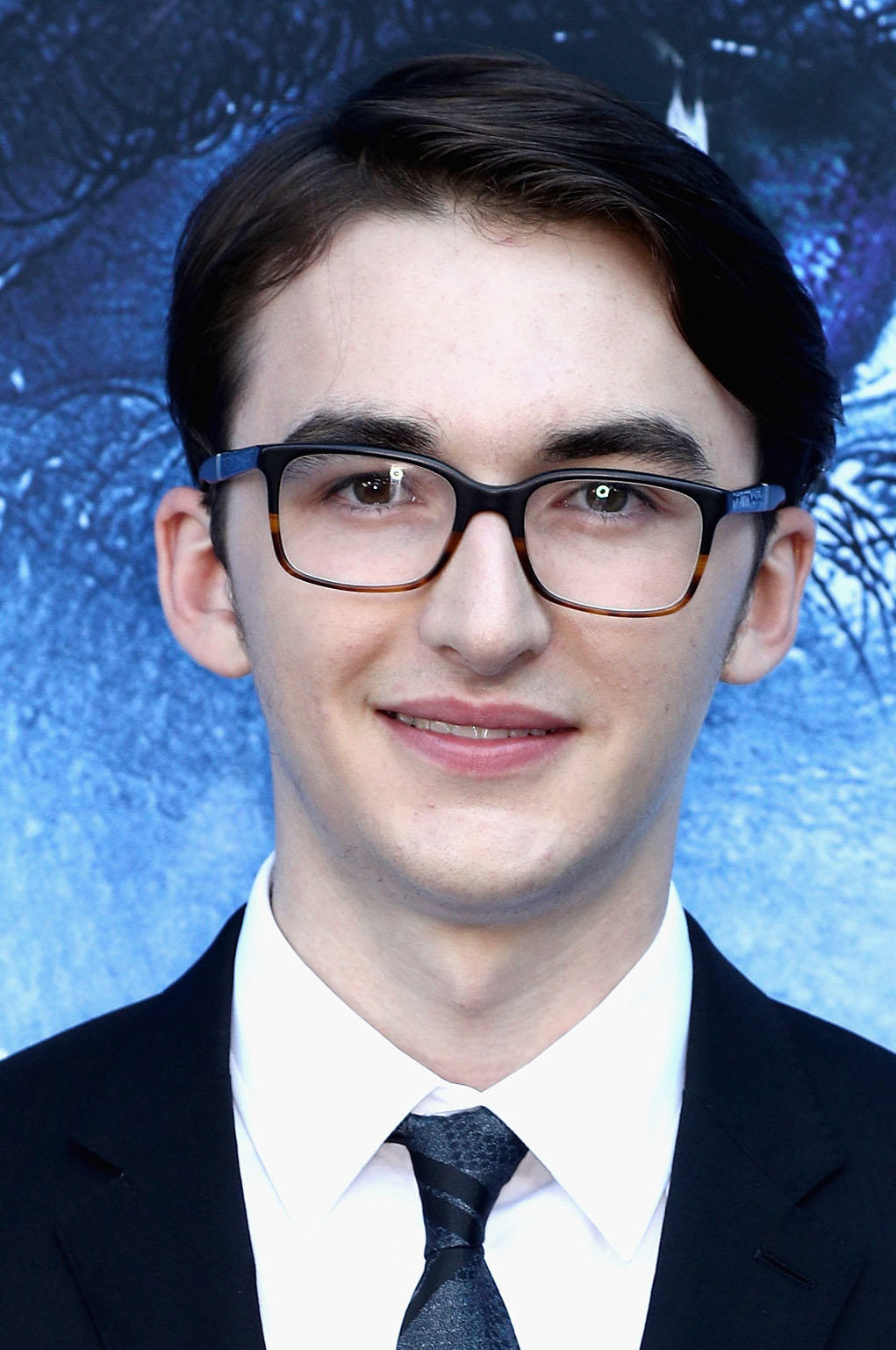 Isaac Hempstead-Wright at the premiere of HBO's