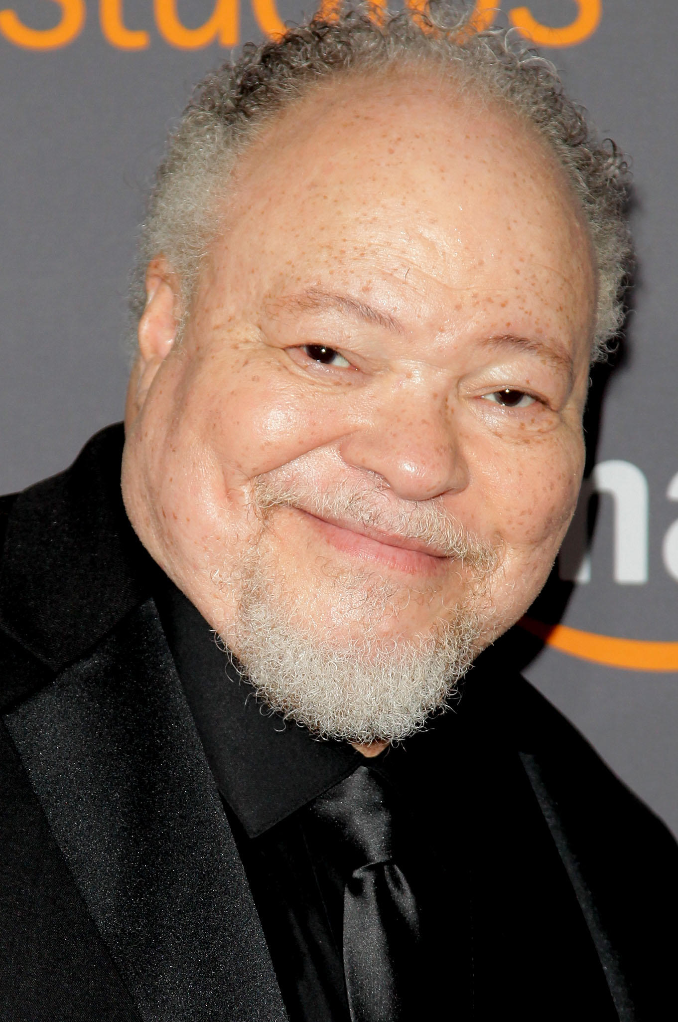 Stephen McKinley Henderson at Amazon Studio's Golden Globes Party in Beverly Hills, California.