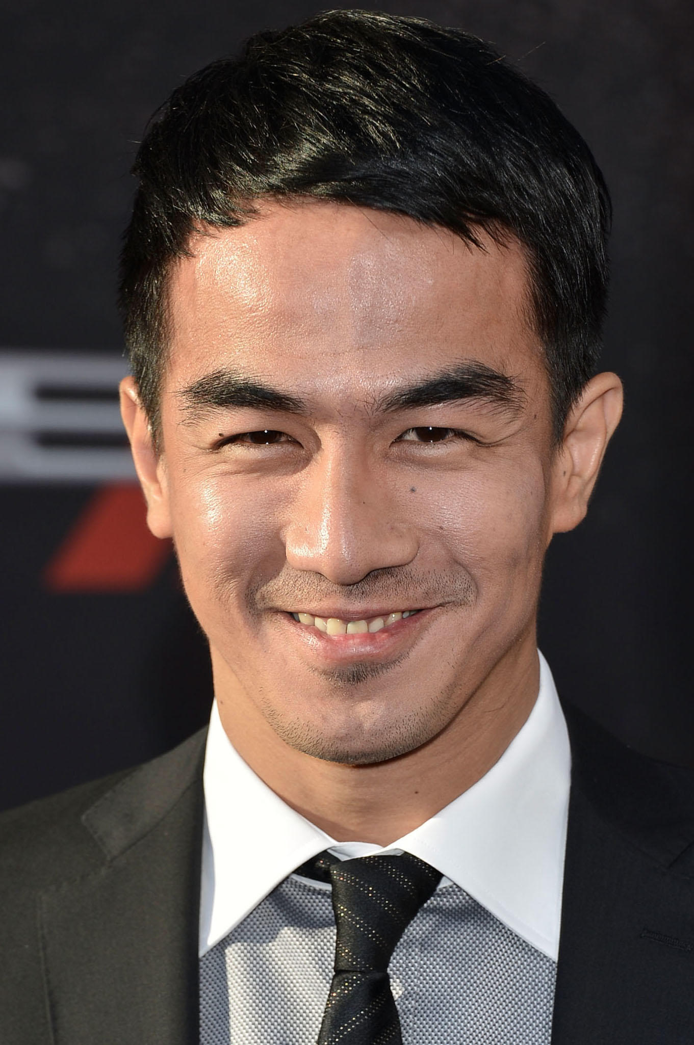 Joe Taslim at the