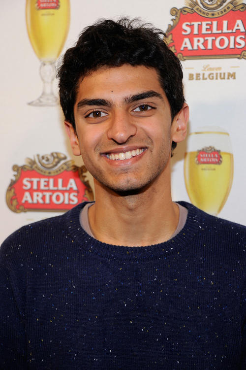 Karan Soni at the press conference of