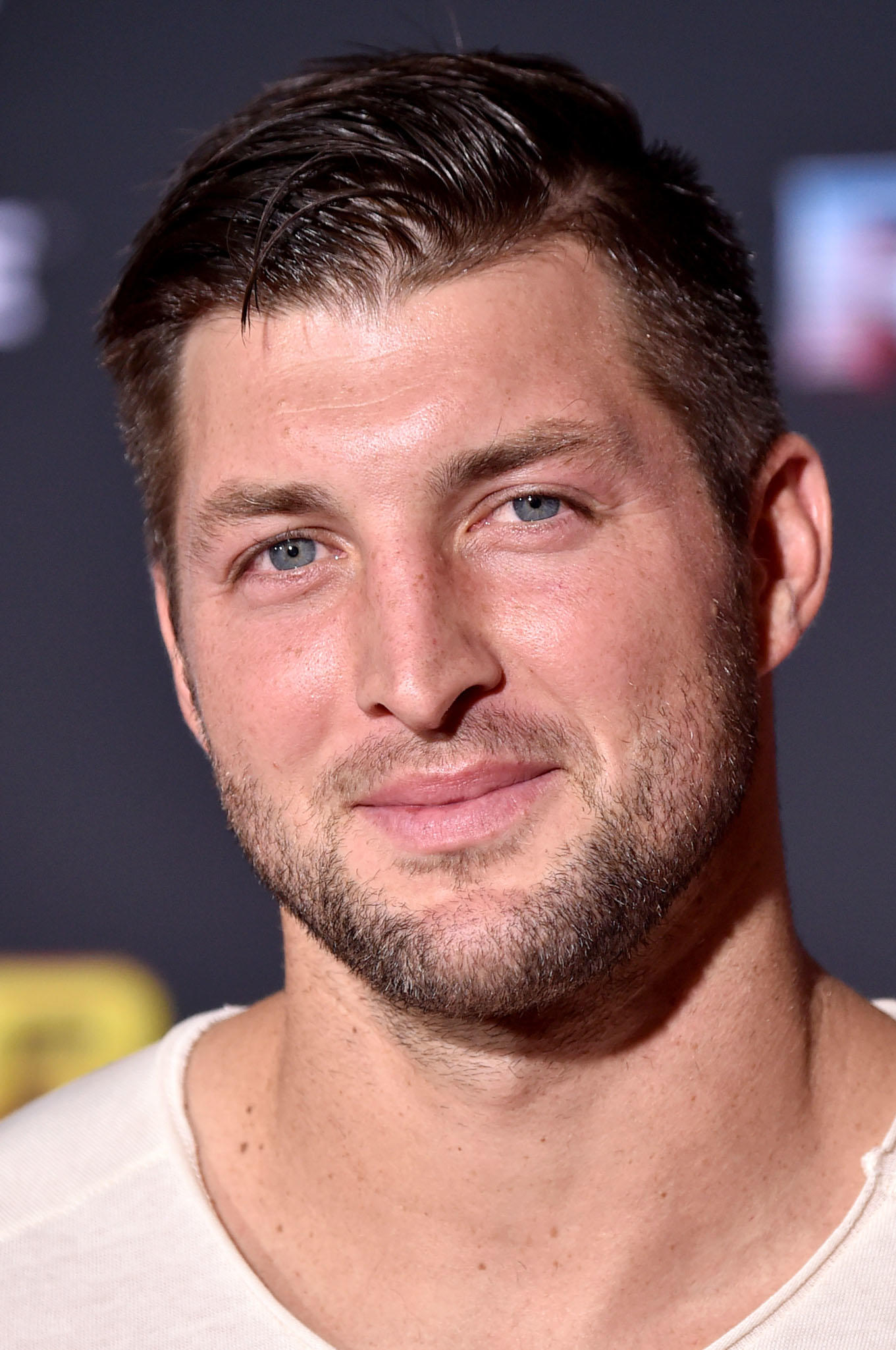 Tim Tebow at the premiere of