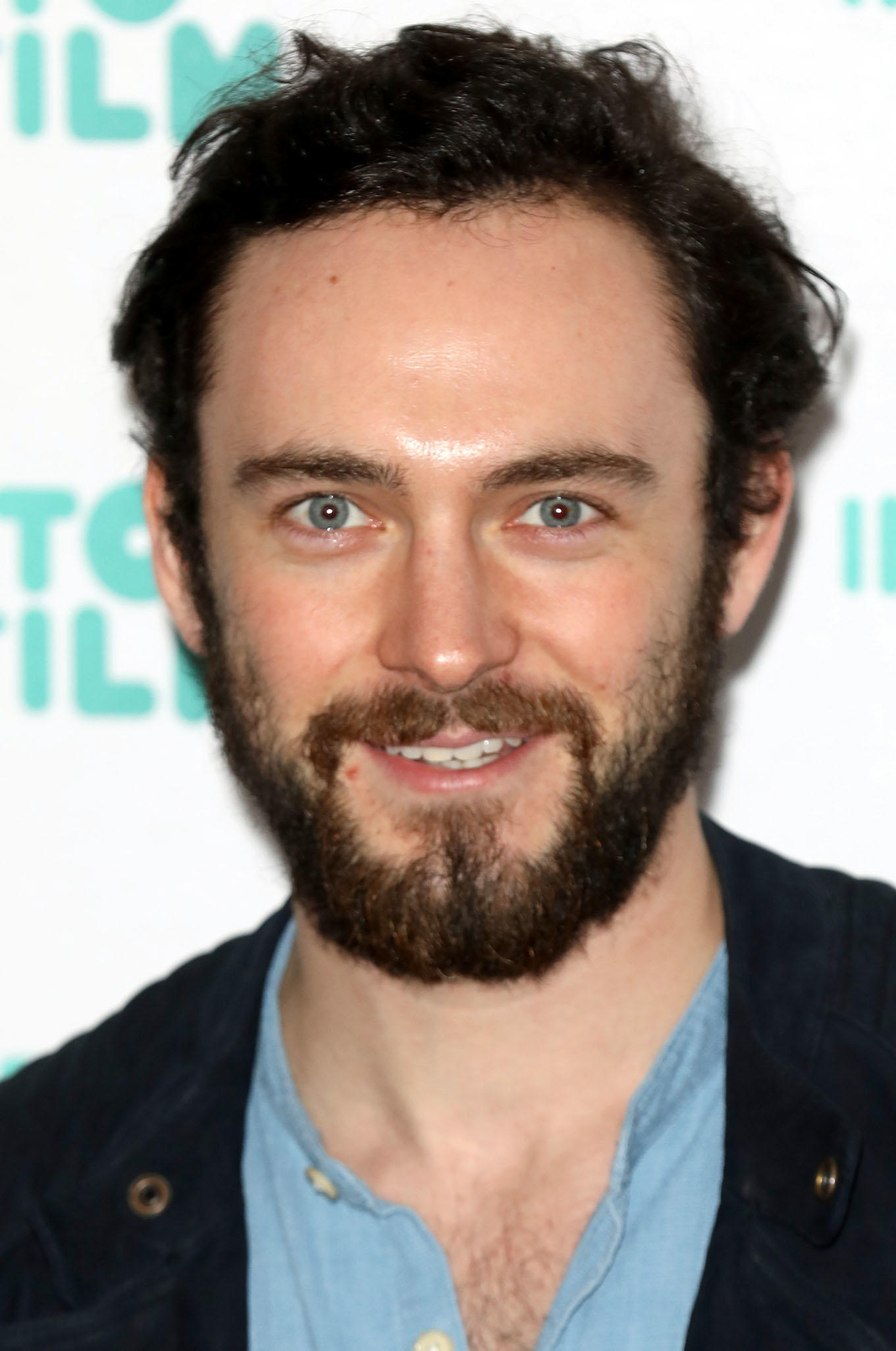 George Blagden at the Into Film Awards 2017 in London.