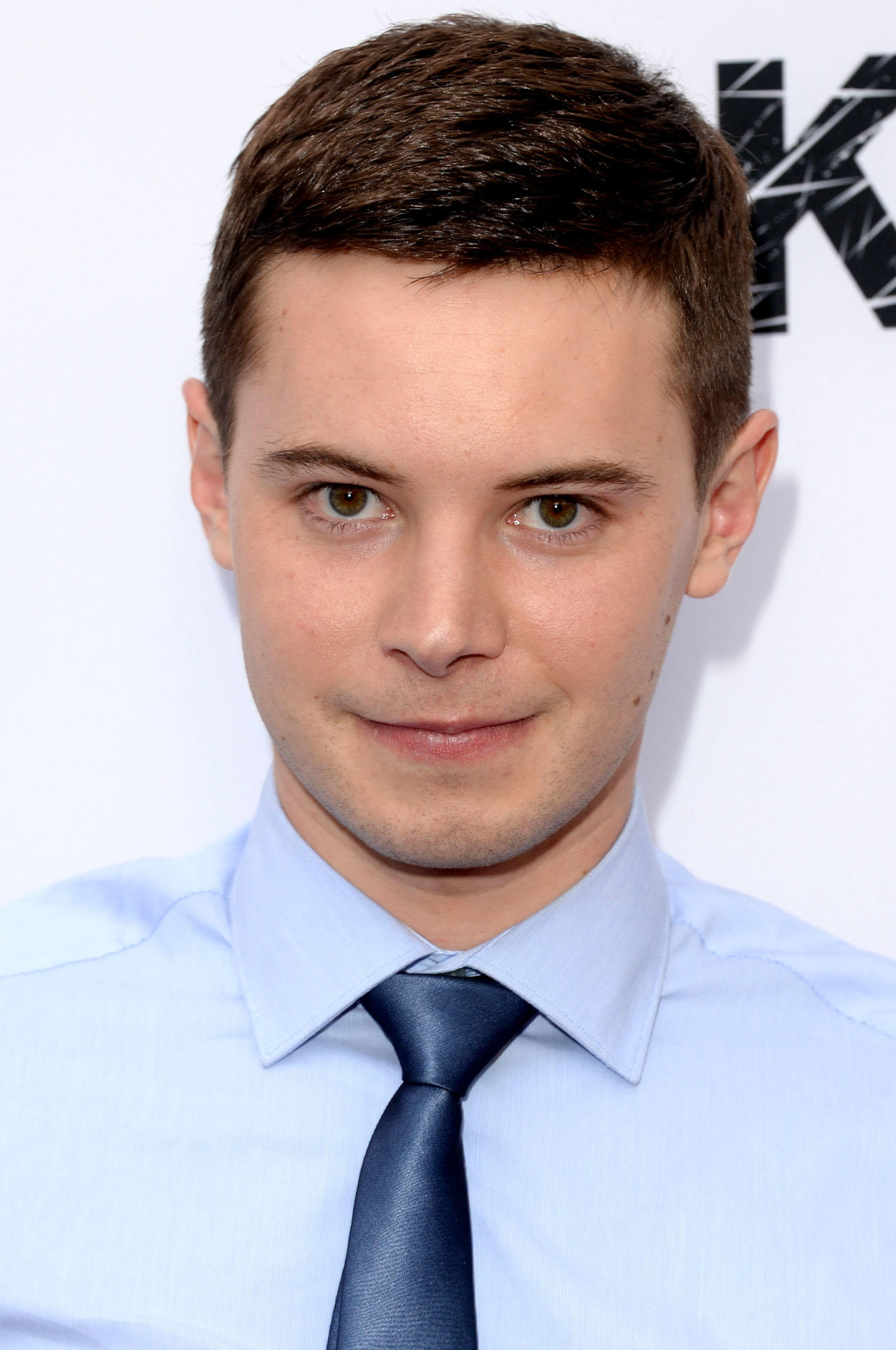 Tyler Ross at the premiere of