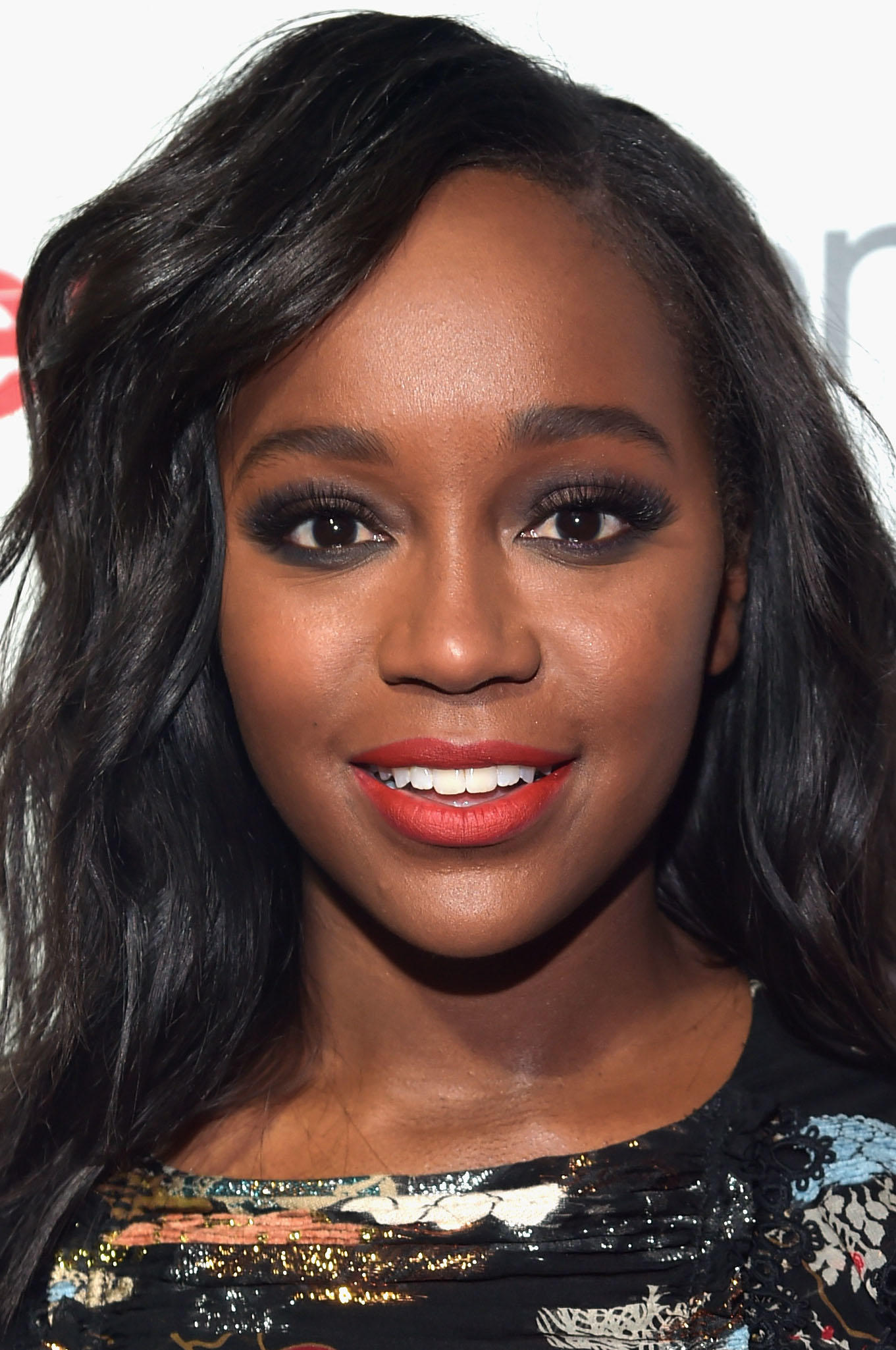 Aja Naomi King at the CinemaCon Big Screen Achievement Awards in Las Vegas.